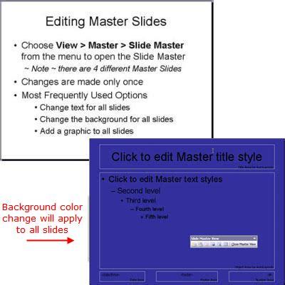 tilan layout presentasi pada menu view template yang berisi berbagai layout update area