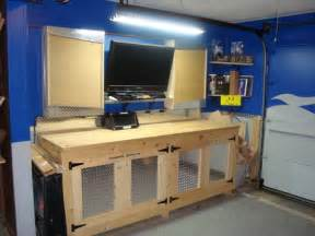 hand made garage cabinets and storage by sparkyy