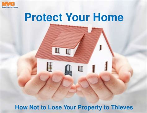 protect your home from deed fraud