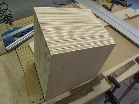 plyo box template wood working plans step by step guide building plyometric