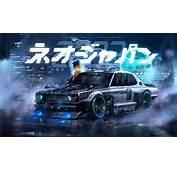 Khyzyl Saleem Neo Japan 2202 Car Science Fiction