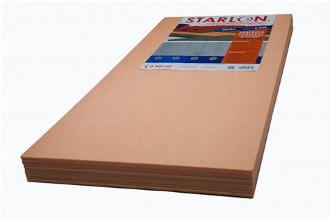 babybett matratze 50 x 100 starlon deska 6 mm 50 x 100 cm 10 ks mirelon