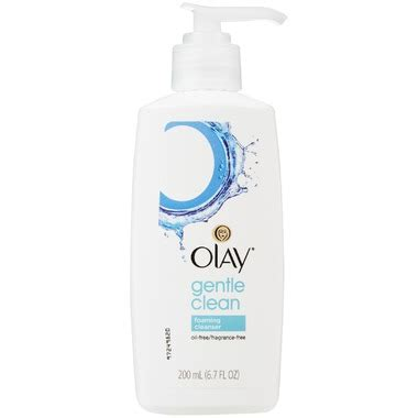 Olay Gentle Foaming Wash buy olay gentle clean foaming cleanser at well ca free