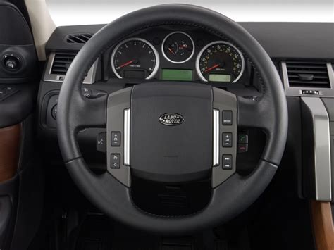 land rover steering wheel image 2008 land rover range rover sport 4wd 4 door sc
