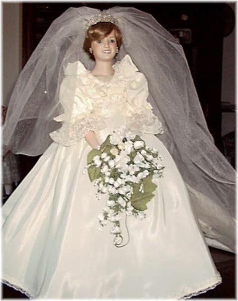 Dress New Diana Princess Pt 2 the danbury mint royal wedding sets