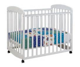 Baby Crib Images Davinci Alpha Mini Rocking Baby Crib In White M0598w