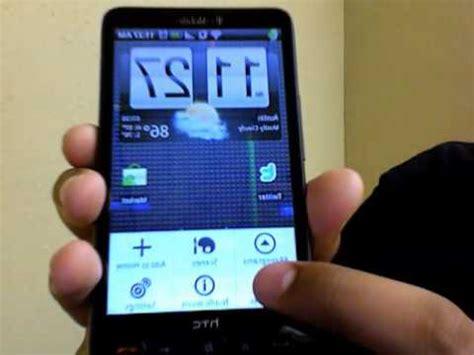 t mobile htc sense android 2 1 w htc sense on t mobile htc hd2