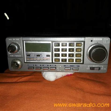 Harga Tr Toshiba Ori dijual trio tr 7950 fanel ori m57726 low 4 watt dan high
