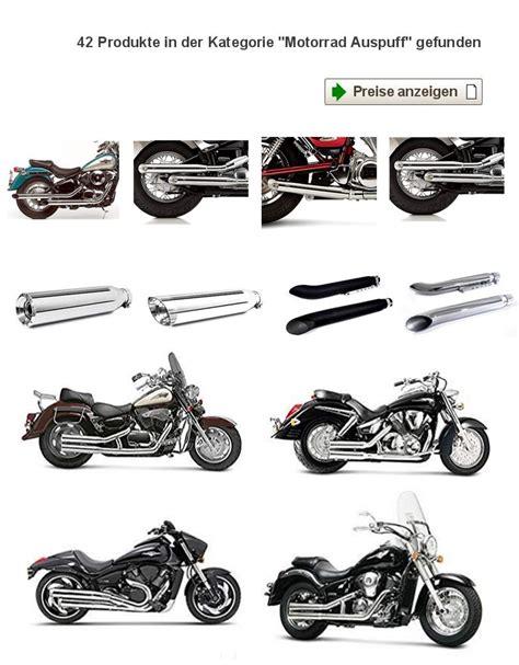 Motorrad Teile At by Suzuki Vs 1400 Schalld 228 Mpfer Auspuff Motorrad Teile