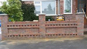 John Power Brickwork 100 Feedback Bricklayer In Swanley Front Garden Brick Wall Designs