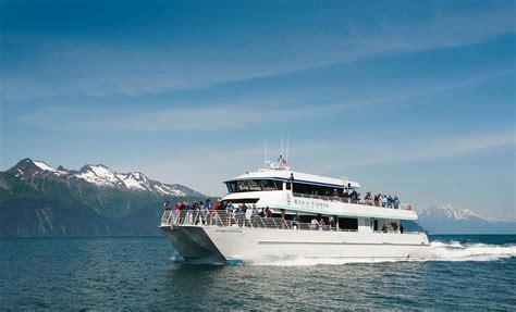 kenai boat tours kenai fjords national park tour cruise kenai fjords tours