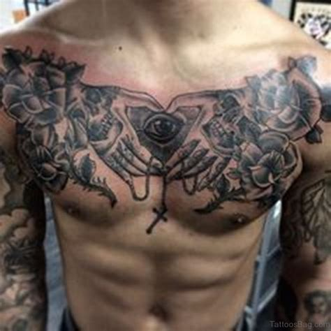 chest piece tattoo designs 44 magnificent tattoos on chest