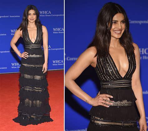 priyanka chopra white house correspondents dinner priyanka chopra s white house correspondents dinner dress