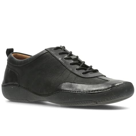clarks autumn garden womens wide casual shoes from