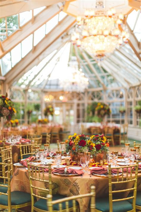 wedding venues paterson nj grand conservatory at the brownstone wedding reception