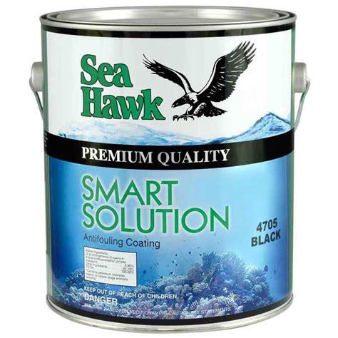 boat bottom paint gallon sea hawk smart solution antifouling paint white gallon