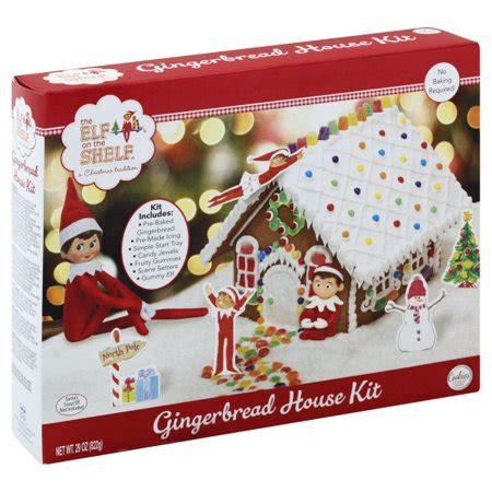 On The Shelf At Walmart by On The Shelf Gingerbread Kit Walmart