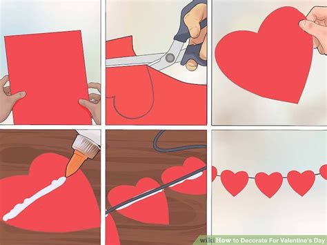 how to decorate room on valentine 4 ways to decorate for s day wikihow