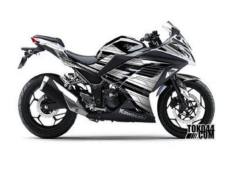 Decal Kawasaki 250 Fi 7 decal sticker modifikasi kawasaki 250 fi se special
