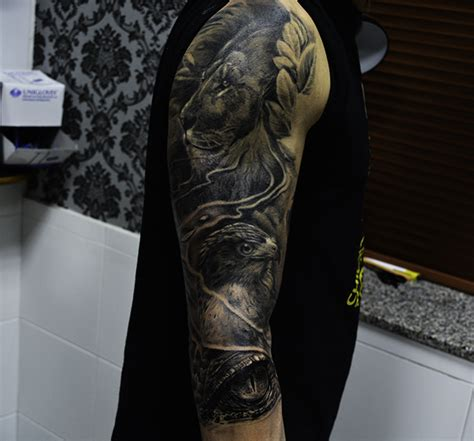 best black and grey tattoo artist 25 top black and grey tattoos