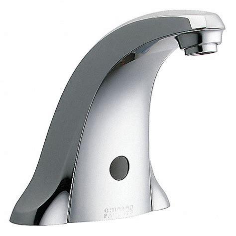 grifo sensor chicago faucets grifo ba 241 o sensor npsm 0 5 gpm
