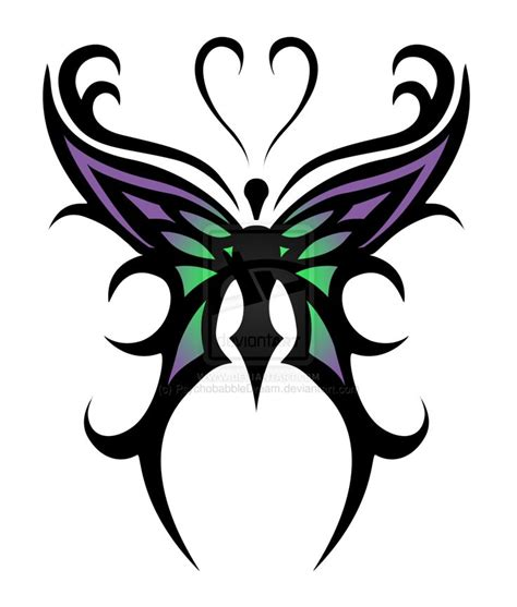top 25 ideas about tribal butterfly on