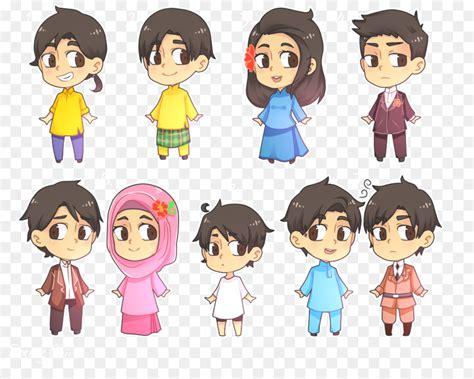 Baju Clothing baju melayu baju kurung clothing malaysians clip