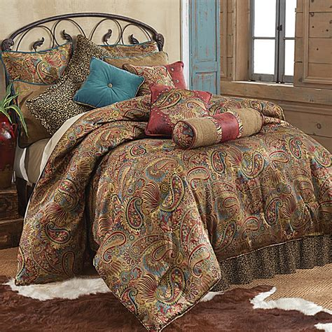 leopard bedding san angelo comforter set with leopard bed skirt