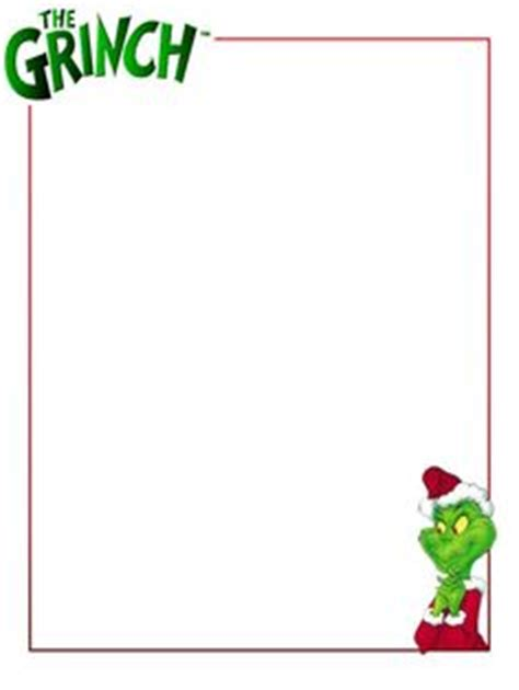Grinch Card Template by 1000 Images About Br 233 Fsefni Letter Heads On