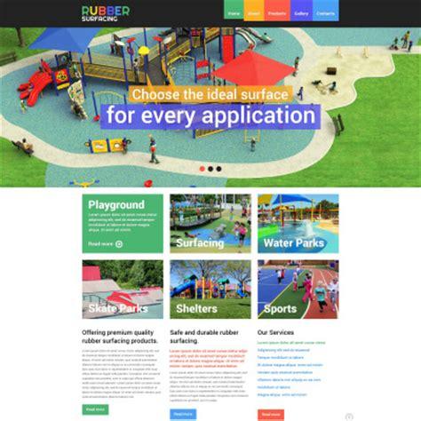 theme exles for students amusement park website templates templatemonster