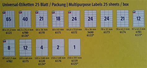 Avery Zweckform Etiketten by Hallo Produkttester Universal Etiketten Avery Zweckform
