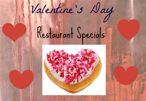valentines day vacation packages restaurant specials 2016