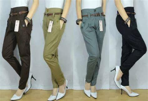 Celana Stretch H N 1652 Murah celana panjang toko baju murah