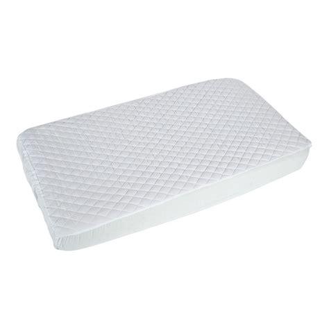 100 Best Crib Mattress Protector Quilted Crib Mattress Pad Kmart Crib Mattress