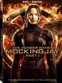 The hunger games mockingjay part 1 dvd release date march 6 2015