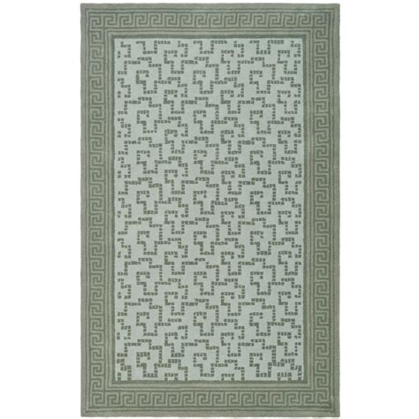 martha stewart rugs home depot martha stewart living byzantium rainwater 4 ft x 6 ft area rug shop your way