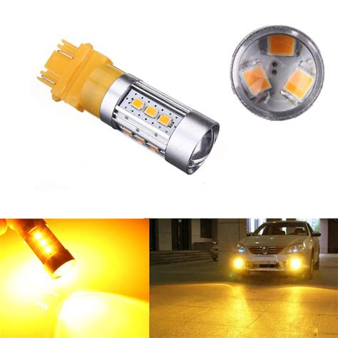 3157 led turn signal bulb with built in resistor 3157 2835smd 15 led car turn brake backup signal light bulb alex nld