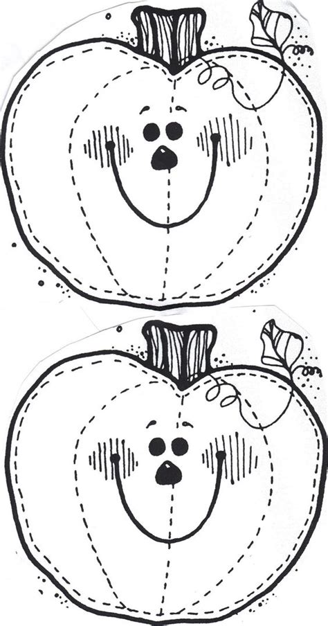 mini pumpkin coloring pages would be cute on pumpkin patch page or as a mini book for