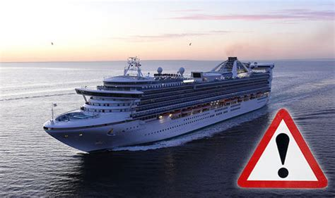 princess x cruises cruise news mystery over missing passenger on board
