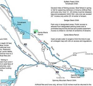 colorado fly fishing map colorado fishing reports south platte fishing maps