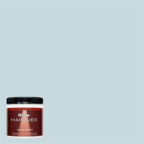 behr paint color guarantee behr marquee 8 oz mq3 53 sky light view matte interior