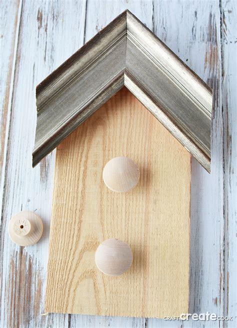 decorative birdhouse pallet project craft create cook