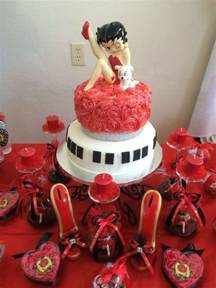 betty boop decorations
