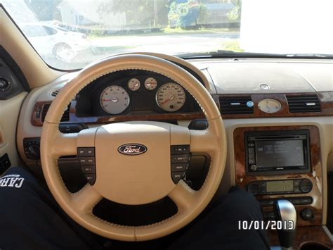 Ford Five Hundred Interior by 2006 Ford Five Hundred Pictures Cargurus