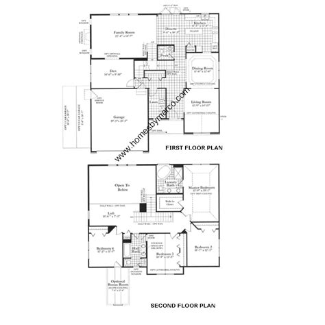 clearwater floor plan clearwater model in the clublands antioch subdivision in
