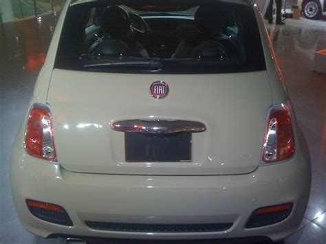 photos from the fiat 500 preview event fiat 500 usa