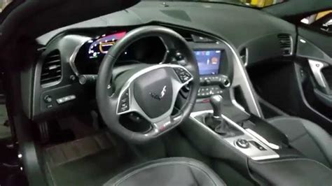 corvette dashboard 2015 corvette z06 dash