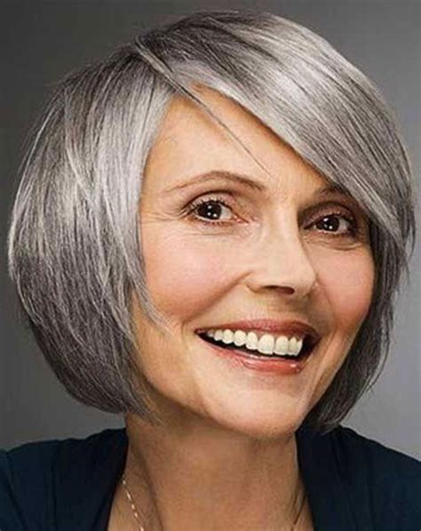 senior female hair style for thinning hair 15 collection of bob hairstyles for old women with thin hair