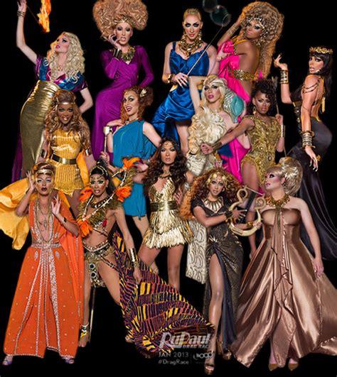 What Season Of Rupaul S Drag Race Was Detox On by Rupaul S Drag Race Recap Season 5 Episode 1 Gogaytoday
