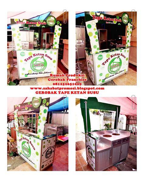 design gerobak jus buah jambi interior furniture and design